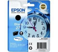Original Cartouche d'encre noire originale ID-Fabricant: T270140 Epson WorkForce WF-3620 WF
