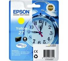 Original Cartouche d'encre jaune originale ID-Fabricant: T270440 Epson WorkForce WF-3620 WF