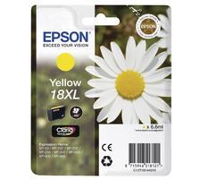 Original Cartouche d'encre jaune originale, XL ID-Fabricant: No. 18XL y, T18144 Epson Expression Home XP-302