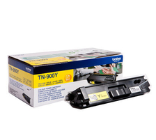 Original e Toner Cartridges twinpack jaune ID-Fabricant: TN-900Y Twin Brother HLL 9200 CDWT