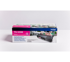 Original  Toner Cartridge XXL magenta ID-Fabricant: TN-329M Brother MFCL 8600 CDW