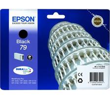 Original Cartouche d'encre noire originale ID-Fabricant: T791140 Epson WorkForce Pro WF-5110 DW