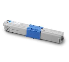 Original  Toner Cartridge XL cyan ID-Fabricant: 44469724 OKI C 530 DN