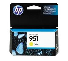Original Cartouche d'encre jaune originale ID-Fabricant: No. 951, CN052AE HP OfficeJet Pro 251 dw