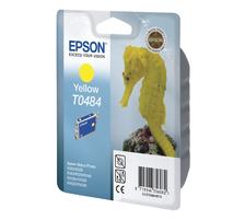 Original Cartouche d'encre jaune originale ID-Fabricant: T048440 Epson Stylus Photo R 300