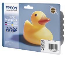 Original  Ink Multipack XL CMYBK ID-Fabricant: T05564010 Epson Stylus Photo RX 420