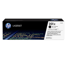 Original  Toner Cartridge, black ID-Fabricant: No. 201X, CF400X HP Color LaserJet Pro M 252 n