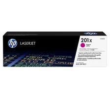Original Cartouche de toner magenta originale ID-Fabricant: No. 201X, CF403X HP Color LaserJet Pro M 252 n
