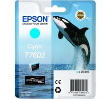 Original Cartouche d'encre cyan originale Epson SureColor SCP 600