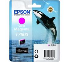 Original Cartouche d'encre magenta vivant e Epson SureColor SCP 600