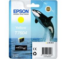 Original Cartouche d'encre jaune originale Epson SureColor SCP 600