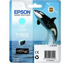 Original Cartouche d'encre originale cyan light HY Epson SureColor SCP 600