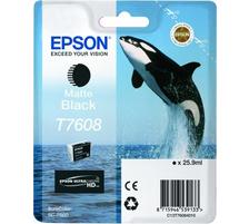 Original Cartouche d'encre noire mate originale Epson SureColor SCP 600