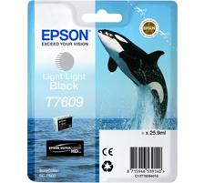 Original  cartouche d'encre light noir Epson SureColor SCP 600