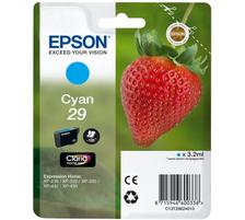 Original Cartouche d'encre cyan originale ID-Fabricant: T298240 Epson Expression Home XP-452