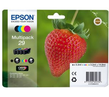 Original  Ink Multipack CMYBK ID-Fabricant: T298640 Epson Expression Home XP-452