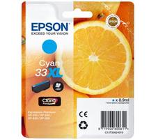 Original Cartouche d'encre cyan originale, XL ID-Fabricant: T336240 Epson Expression Premium XP-830