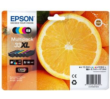 Original  Ink Multipack XL CMYBK/PhBK ID-Fabricant: T335740 Epson Expression Premium XP-830