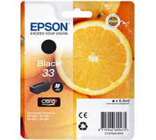 Original Cartouche d'encre noire originale ID-Fabricant: T333140 Epson Expression Premium XP-830