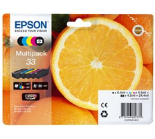 Original  Ink Multipack CMYBK/PhBK ID-Fabricant: T333740 Epson Expression Premium XP-830