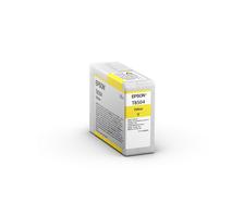 Original Cartouche d'encre jaune originale Epson SureColor SCP 800 DES