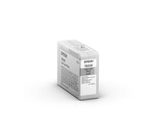 Original  cartouche d'encre light noir Epson SureColor SCP 800 DES