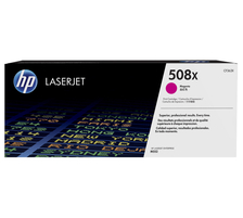 Original  Toner Cartridge XL magenta ID-Fabricant: No. 508X, CF363X HP Color LaserJet Enterprise MFP M 577 f