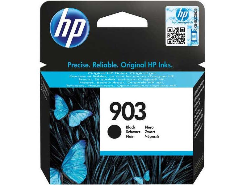 Original Cartouche d'encre noire originale ID-Fabricant: No. 903, T6L99AE HP OfficeJet Pro 6975