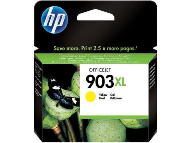 Original Cartouche d'encre jaune originale ID-Fabricant: No. 903XL, T6M11AE HP OfficeJet Pro 6975