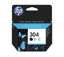 Original Cartouche d'encre noire originale ID-Fabricant: No. 304, N9K06AE HP DeskJet 3720