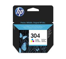 Original Cartouche d'encre couleur originale ID-Fabricant: No. 304, N9K05AE HP DeskJet 3720