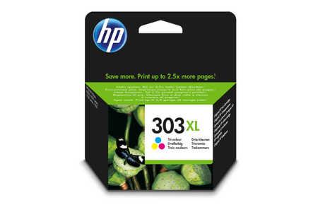 Original Cartouche d'encre couleur originale ID-Fabricant: No. 303XL, T6N03AE HP Envy Photo 6234