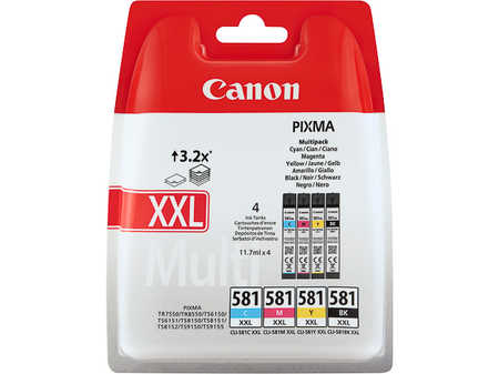 Original  Multipack Cartridges Canon Pixma TS 9100 Series