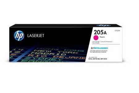 Original Cartouche de toner magenta originale ID-Fabricant: No. 205A, CF533A HP Color LaserJet Pro MFP M 181 fw