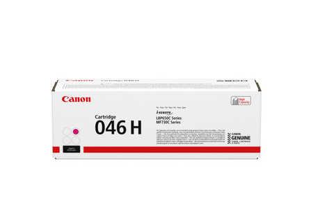 Original Cartouche de toner magenta originale ID-Fabricant: CRG-046H m, 1252C002 Canon iSENSYS MF 731 Cdw