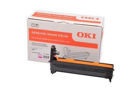 Original Tambour original magenta ID-Fabricant: 46507306 OKI C 612 N