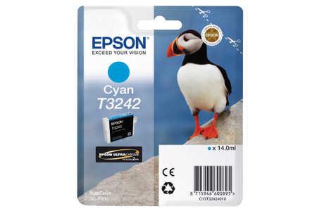 Original Cartouche de toner cyan originale ID-Fabricant: T324240 Epson SureColor SCP 400