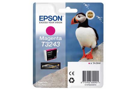 Original Cartouche de toner magenta originale ID-Fabricant: T324340 Epson SureColor SCP 400