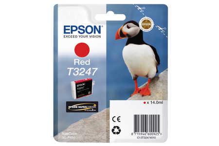 Original  Toner Cartridge red ID-Fabricant: T324740 Epson SureColor SCP 400