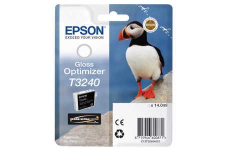 Original Cartouche d'encre gloss optimizer originale ID-Fabricant: T324040 Epson SureColor SCP 400