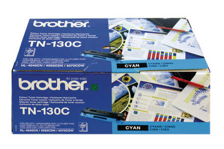 Original Cartouche de toner cyan originale ID-Fabricant: TN-130C Brother HL-4040 CN