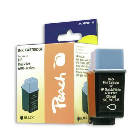 Peach Tête d'impression  noire, compatible avec ID-Fabricant: No. 29, 51629A Apple Color Stylewriter 4100