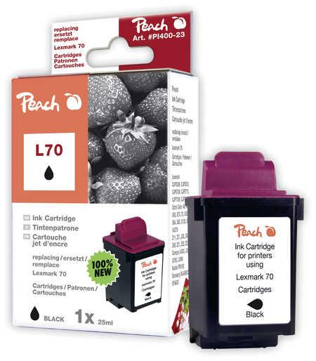 Peach Tête d'impression  noire, compatible avec ID-Fabricant: 12A1970 Samsung SCX-1000