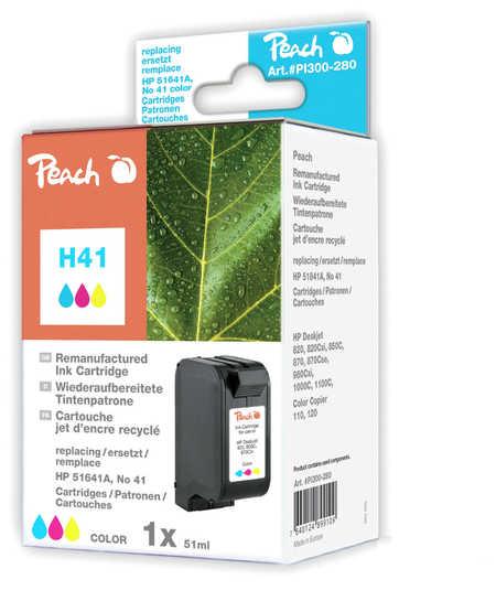 Peach Cartouche d'encre  couleur, compatible avec Apple Color Stylewriter 6500
