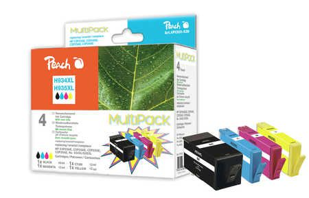 Peach  Combi Pack compatible with ID-Fabricant: No. 934XL, No. 935XL HP OfficeJet Pro 6230